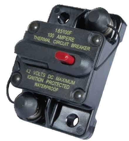 Blue Sea Systems 185-Series Surface Mount Circuit Breaker - bluemarinestore.com