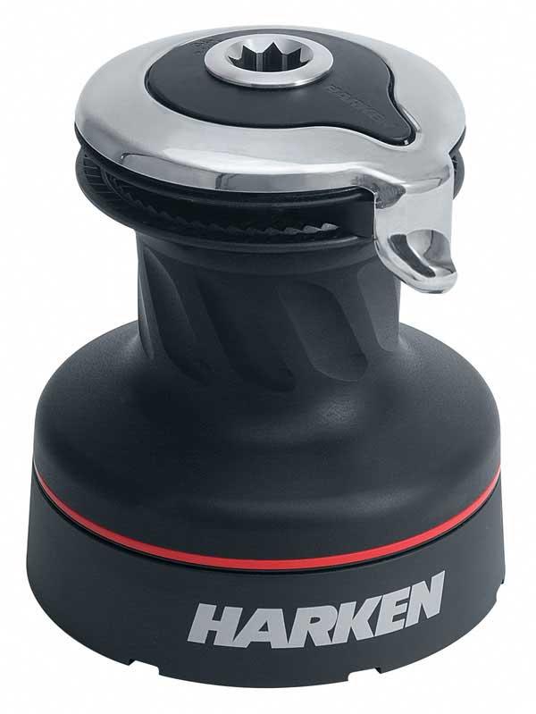 Winche Harken Autocazante Radial® Aluminio - bluemarinestore.com
