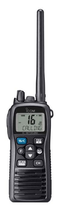 Icom IC-M73 Euro Plus Handheld VHF - bluemarinestore.com
