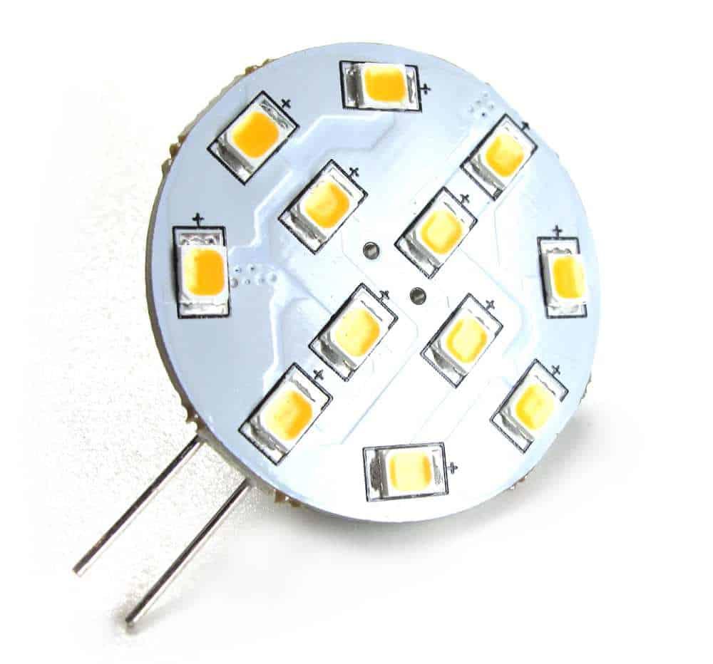Lunasea 10 LED G4 Bulb - bluemarinestore.com