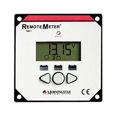 Morningstar Remote Meter Rm 1 96 50 Inc Vat Bluemarinestore Com