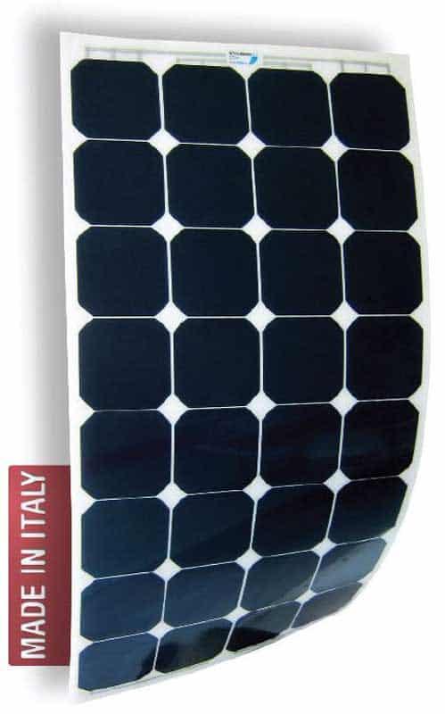 Solbian Sun Power Flexible Marine Solar Panels