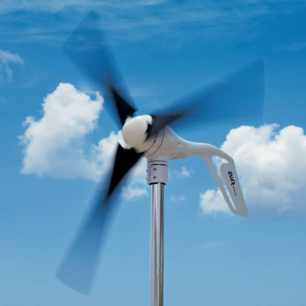 Air Breeze Marine 200w Wind Generator - 12 volt