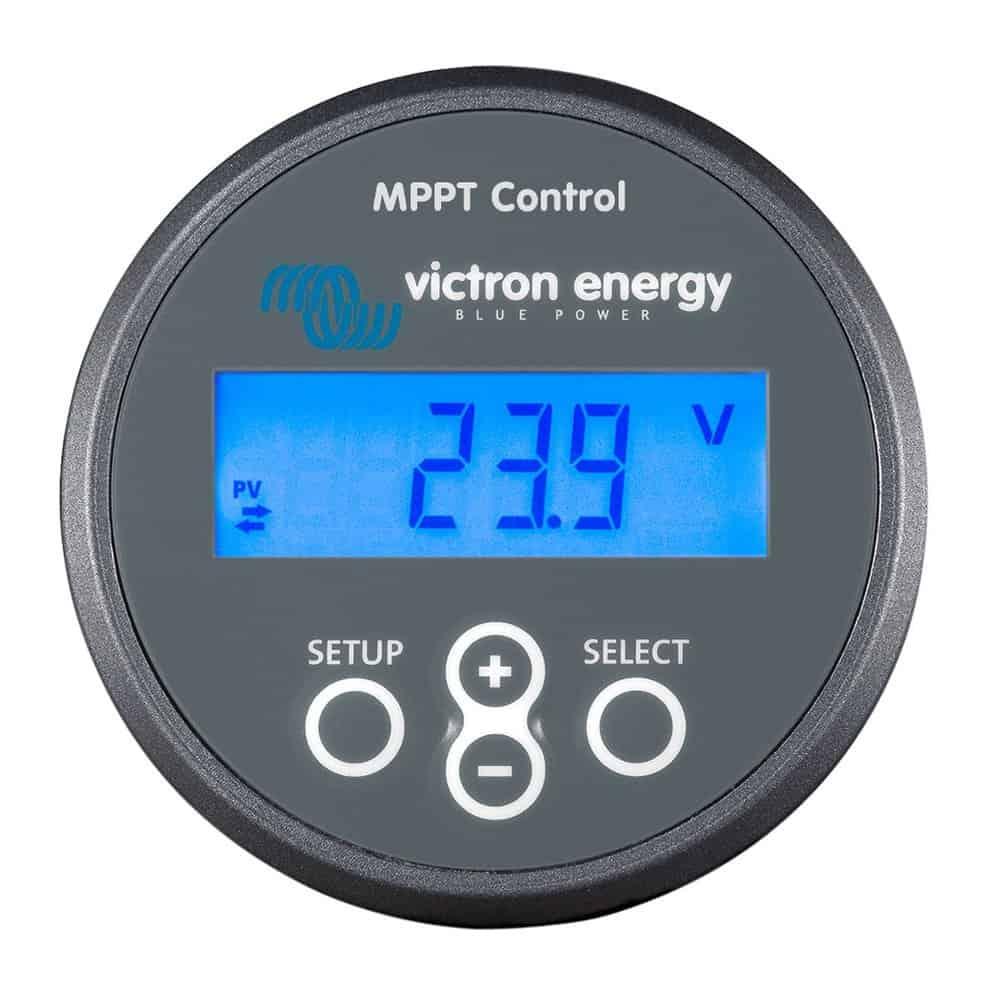 Victron Energy MPPT Control Panel - bluemarinestore.com