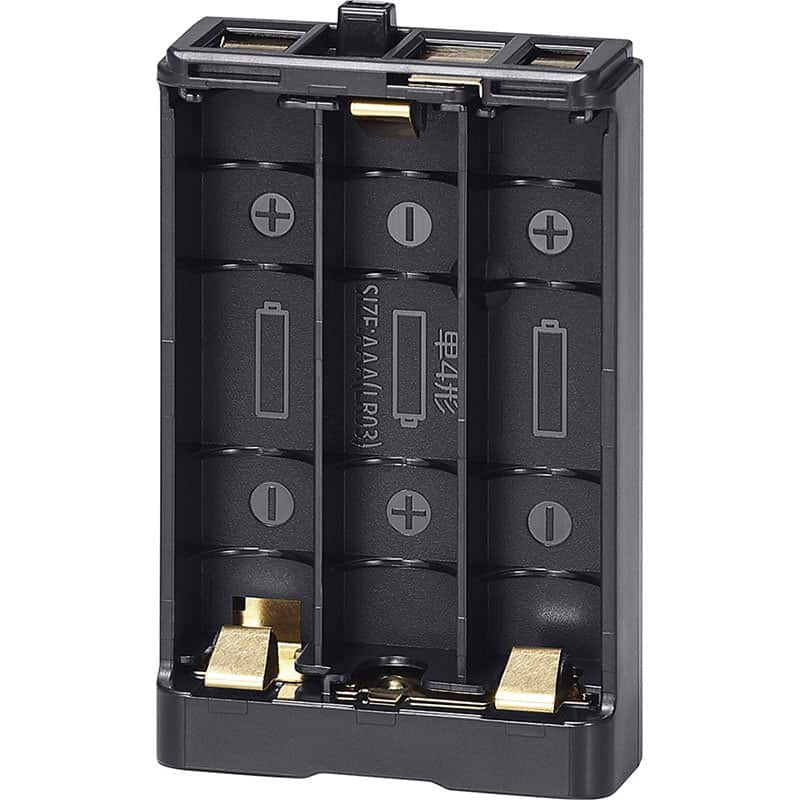 Icom BP-297 Porta-Pilas para el Icom IC-M37E - bluemarinestore.com