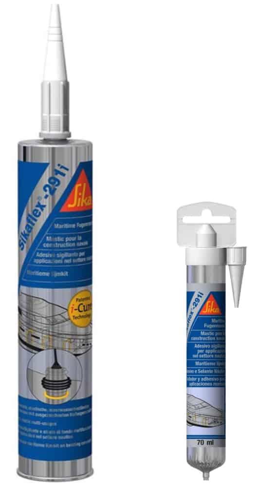 Sikaflex 291i All Purpose Polyurethane Sealant - bluemarinestore.com
