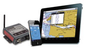 Convert your iPhone, iPad or iTouch into a complete navigation system