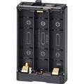 Icom BP-297 Alkaline Battery Holder for the IC-M37E - bluemarinestore.com