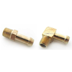 Brass 3/8 - 8mm Connector for Facet Fuel Pumps