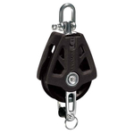 Polea Simple Lewmar Synchro con Arraigo - bluemarinestore.com