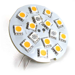 Lunasea 15 LED Red & White ( 2 in 1 ) G4 Bulb