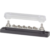 Blue Sea Systems 150A - 10 Point Busbar with Cover - bluemarinestore.com