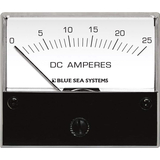 Blue Sea Systems DC Analog Ammeters - bluemarinestore.com