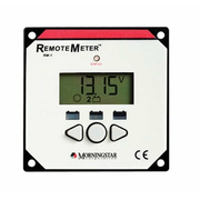 Indicación Remoto de Morningstar Remote Meter RM-1