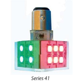 Lunasea Tri-Color Navigation LED - Series 41