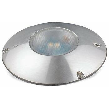 Lunasea Aluminium Red/White LED Ceiling Light