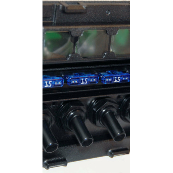 Blue Sea Systems Weatherdeck Waterproof Switch & Fuse Panel